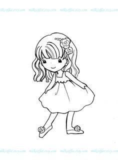 MilkCoffee Digi Stamps: Giveaway Event and Freebies!