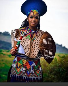 Zulu Traditional Attire, African Traditional Wear, African Traditional Wedding Dress, Traditional Wedding Attire, Traditional Styles, African Wedding Attire, African Attire, African Wear, African Dress
