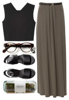 """""""338"""" by original-kids ❤ liked on Polyvore featuring Monki, H&M and classicspecs"""