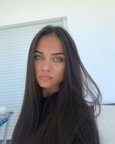 Different Hair Colors, Brown Hair Colors, Natural Makeup Looks, Natural Lips, The Most Beautiful Girl, Beautiful Eyes, Blond, Different Hairstyles, Hair Color Balayage