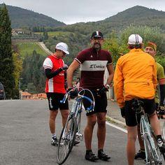 "L'Eroica czyli ""Bohaterka"" na starych rowerach."