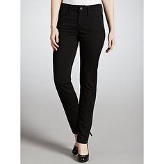 Levi's Curve ID - Slight Curve Slim Leg Jeans, Pitch Black