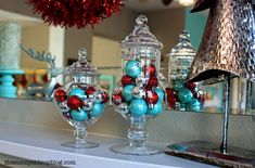 Turquoise Christmas Tree Decorations are one inseparable area of the Christmas holidays, without which Christmas would lose its color, spirit, warmth . Aqua Christmas, Silver Christmas Decorations, Coastal Christmas, Beautiful Christmas, Winter Christmas, Christmas Holidays, Silver Ornaments, Christmas Ideas, Christmas Mantles