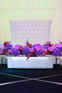 Squarespace - Claim This Domain Wedding Bouquets, Wedding Flowers, Table Centerpieces, Table Decorations, Floral Design, Bloom, Weddings, Purple, Stylish