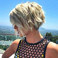 8 Trendy and Chic Short Hairstyles for Summer - Page 28 of 58 - HairPush