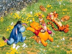 Which Winnie the Pooh Psychological Disorder Are You?