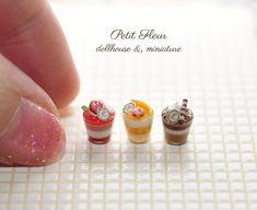 カップデザート - Petite Maison*のミニチュア&ドールハウス
