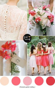 Today's post is a Romantic garden wedding,Have you ever thought about having a garden wedding? blush pink and coral wedding,pink and coral wedding theme