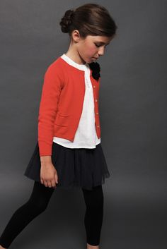 Colección Mini Niña Otoño-Invierno 2012 de #ropa, #calzado y #complementos.