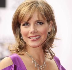 Darcey Bussell: Fad diets are strictly banned in my house Older Women Hairstyles, Up Hairstyles, Hair Dos, My Hair, Female News Anchors, She Girl, Fad Diets, Tv Presenters, Colored Highlights