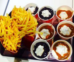 Friesss + sundae