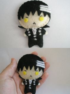 Death the kid from soul eater