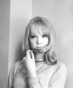 Pattie Boyd photographed by Larry Ellis, 1964.