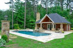 Pool/Pool House idea