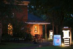 Craving some sweets? Take a stroll up to the old pump house for a visit to our ice cream parlor featuring hand dipped ice cream in delectable flavors. The Pump House also offers a variety of sundaes, cones, malts, shakes and floats.   https://www.facebook.com/heidelhouse?ref=hl