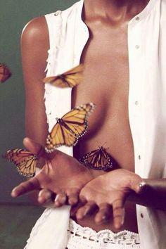 Beautiful butterflies / karen cox. Having butterflys