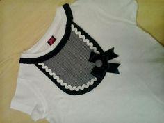 Camisetas Belcris y otras labores de costura: CONJUNTO MARINERO PARA LA PRIMAVERA