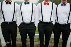 bow ties tumblr wedding | bow tie # tie # bow # color # different colors # light # men ...