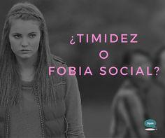 Cómo diferenciar entre timidez y fobia social. Tratamiento con la ayuda de un psicólogo.
