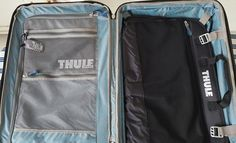 cool Test; Thule Crossover Trolley