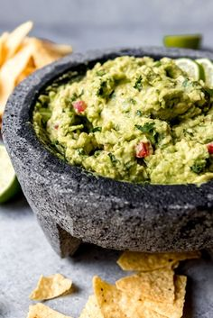 Best Guacamole Recipe Ever Mexican Appetizers, Appetizers For A Crowd, Mexican Food Recipes, Appetizer Recipes, Healthy Recipes, Party Appetizers, Healthy Food, Snack Recipes, Guacamole Recipe Easy