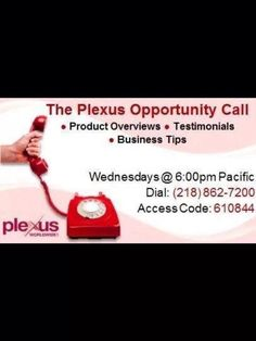 A weekly opportunity call will help you make the right decision.