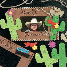wild west witness vbs craft ideas needed ASAP !!!