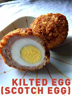 Try this Willard Scott Scotch Eggs recipe, or contribute your own. A breakfast of meat. This recipe will become the approved breakfast from every man in your life. Willard Scott Scotch Eggs Recipe takes hard boiled egg Egg Recipes, Cooking Recipes, Easter Recipes, Quick Recipes, Easter Ideas, Recipes Dinner, Yummy Recipes, Free Recipes, Cooking Tips
