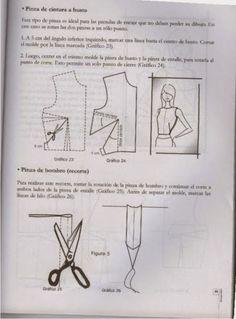 modelist kitapları: Miguel Angel Cejas - confección y diseño de ropa Barbie Patterns, Mccalls Patterns, Sewing Patterns, Miguel Angel, Modelista, Embroidery Designs, Charts, Hair Accessories, Album