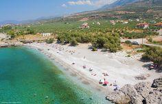 PANTAZI beach - Aerial Beaches, Greece, In This Moment, River, Explore, Outdoor, Outdoors, Exploring, Outdoor Games