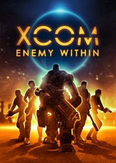 Release Details for XCOM: Enemy Within