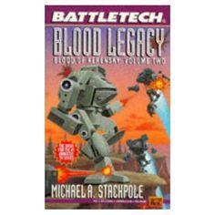 Amazon.com: Battletech 21: Blood Legacy: Blood of Kerensky 2 (Bk. 2) (9780451453846): Michael A. Stackpole: Books