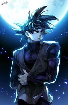 Black Goku Dragon Ball Super 2016
