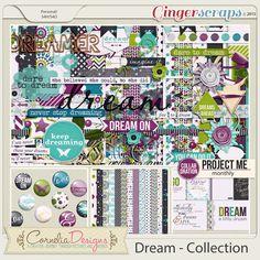 Project Me: Dream - Collection by Cornelia Designs