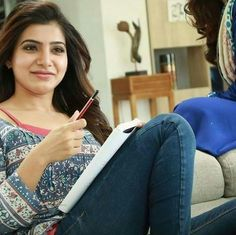 share images and news of south Indian beautiful actress Girl Fashion Style, Fashion Week, Men's Fashion, Samantha Images, Samantha Ruth, South Actress, South Indian Actress, Chennai, Prity Girl