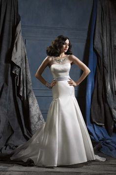 Style 862 by Alfred Angelo Sapphire