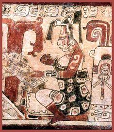 Ixchel, diosa original de la tierra y de la guerra, de la luna nueva y el arcoiris (Mayas)