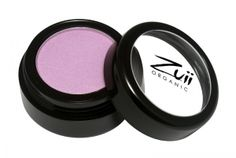 Zuii Organic Flora Eyeshadow Blossom.  Zuii's unique Talc Free Certified Organic Floral Blend of rose, chamomile and jasmine powders enriched with natural vitamins and minerals delivers both a subtle and sophisticated colour palette to soothe and nourish your eyelids. No longer are lovers of shimmery eye shadows only for the young, now because of Zuii unique formulation there is no limitation.