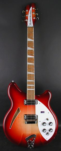 Rickenbacker 360. My Rickenbacker looks just like this one.