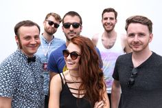 MisterWives at MIA by Emily Korn #MADESQUARE #MisterWives #LadiesWeLove