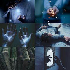 so my aesthetic: Photo Witch Aesthetic, Aesthetic Collage, Character Aesthetic, Blue Aesthetic, Character Design, Story Inspiration, Writing Inspiration, Character Inspiration, Witches Of East End