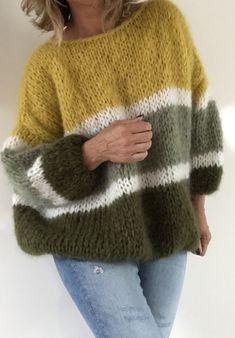 Crochet shawl tutorial how to knit ideas Crochet Shawl, Knit Crochet, How To Purl Knit, Mohair Sweater, Knit Fashion, Hand Knitting, Knitting Sweaters, Knitwear, Knitting Patterns
