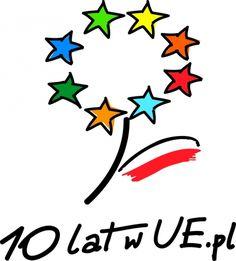 Poland, 10 years in EU 10 Years, Bowser, Poland, Logos, Art, Craft Art, A Logo, Kunst, Gcse Art