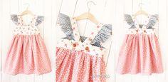 PATTERN Grace Dress  PDF Pattern and Tutorial Instant