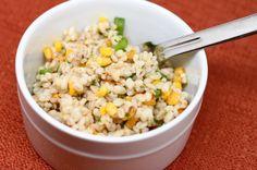 Barley Salad 400 Calories or Less