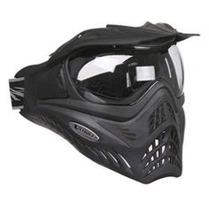 VForce Grill Paintball Mask - Black.