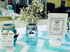 Little Man Baby Shower Party Ideas | Photo 6 of 34 | Catch My Party