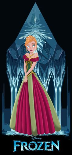 Image discovered by Find images and videos about frozen, disney princess and ball gown on We Heart It - the app to get lost in what you love. Disney And Dreamworks, Disney Pixar, Walt Disney, Disney Characters, Disney Princesses, Frozen Disney, Disney Magic, Frozen 2013, Disney Fan Art