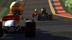 Game News: F1 Race Stars Looks to Put the Arcade Fun into F1 Racing
