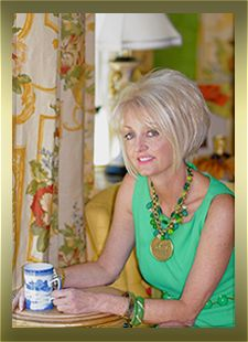 Kimberly Grigg creates gorgeous dream home interiors throughout the Southeast and beyond. Her popular retail store, Knotting Hill Interiors, located in Myrtle Beach, SC, is an extension of her design process.